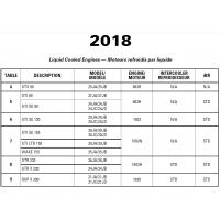 SeaDoo 2018 GTI, GTR, GTS series and WAKE 155 Service Manual